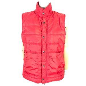 American apparel puffer vest